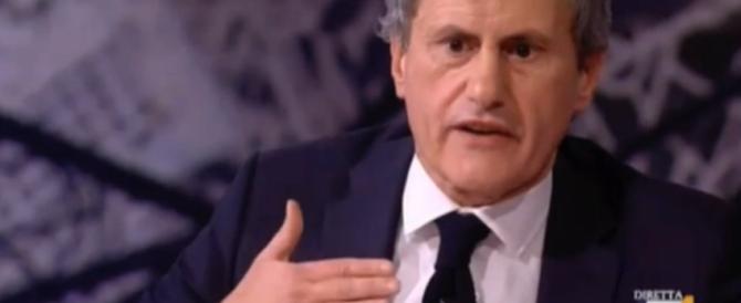 Alemanno: per un anno mi hanno dato del mafioso, chiedano scusa (video)