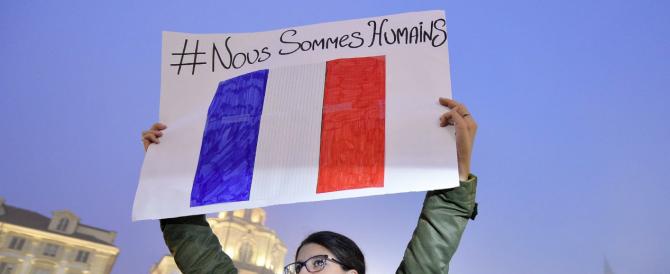 La tragedia di Parigi sui social: rabbia, solidarietà e il tricolore francese