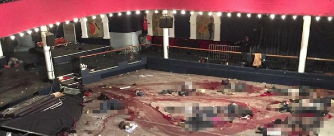 Il sopravvissuto: «Ho parlato un'ora con i terroristi, erano belve assetate di sangue»