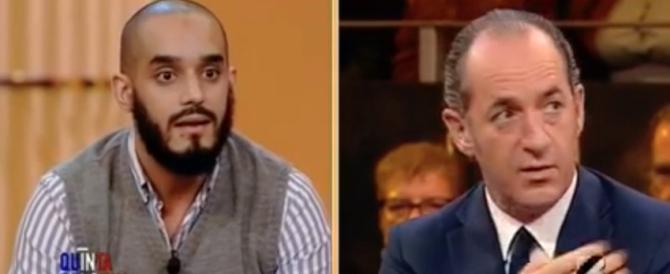 """Saif non condanna gli attentati di Parigi: """"Domanda stupida"""" (Video)"""