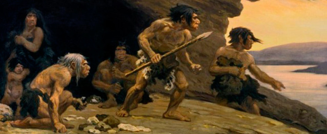 """L'uomo di Neanderthal è ancora più """"vecchio"""": in Italia già 250.000 anni fa"""