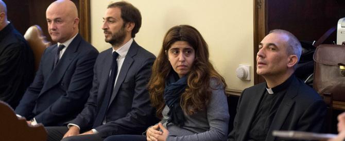 Vatileaks, si spacca il fronte degli imputati: Chaouqui contro Balda