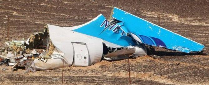 Aereo russo, malgrado la scatola nera, l'Egitto frena sull'ipotesi bomba