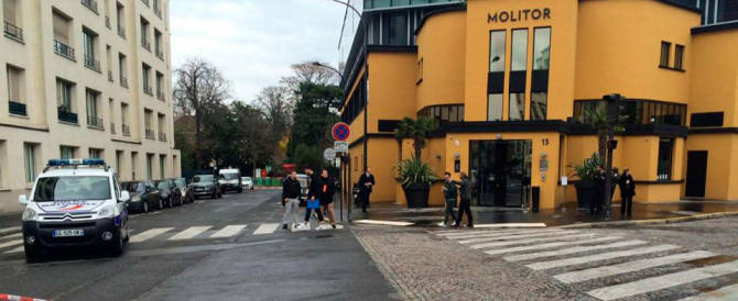 Parigi, allerta bomba nell'hotel che ospita la nazionale di calcio tedesca