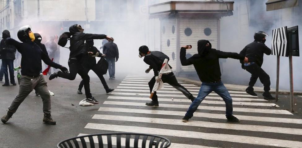 anarchici milano 1° maggio
