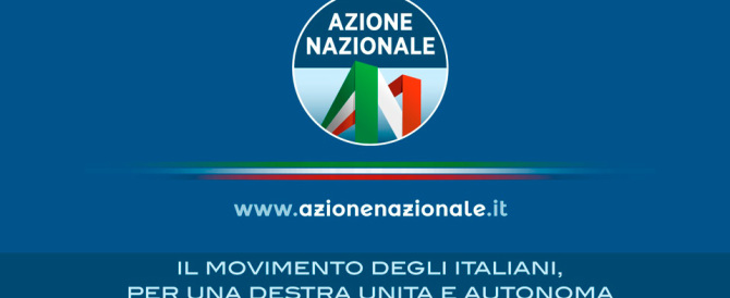 La diretta streaming del convegno di Azione Nazionale al Quirino di Roma