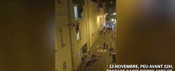 Parigi, due italiani feriti al Bataclan. Il quartiere: non diamogliela vinta
