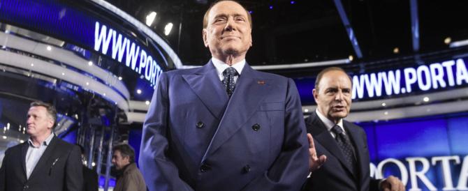 Berlusconi: «Se Meloni al ballottaggio, saremo dalla sua parte»