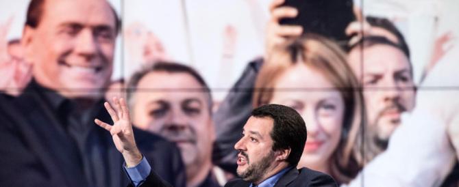 Per l'attacco a Renzi è il momento giusto: Berlusconi+Salvini+Meloni+….