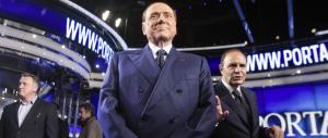 Berlusconi cala il tris: «Salvini è la grinta, Meloni la forza, io la fantasia»