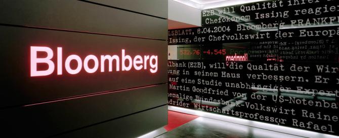 Bloomberg lancia l'allarme: le borse cinesi rischiano un nuovo crash