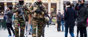 Allarme rosso a Bruxelles: si temono attentati, chiuse le metropolitane