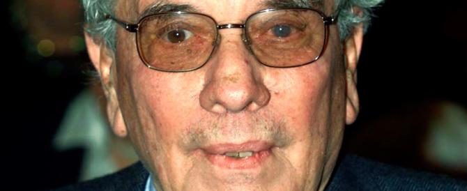 Addio Mario Cervi, uno degli ultimi liberali conservatori in Italia