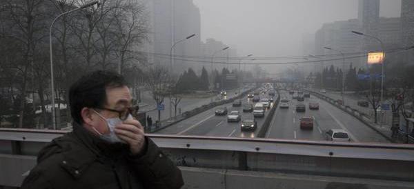Una nube nera offusca la Cina. Inquinamento record, mai così alto