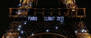 Al via la conferenza sul clima: «Accordo obbligatorio per salvare il mondo»