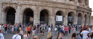 Colosseo, l'allarme: tra 5 anni tutti i monumenti chiusi se non si assume