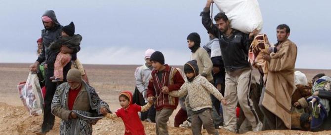 Siria, la città di Sadad sotto assedio: cristiani in fuga dall'orrore jihadista