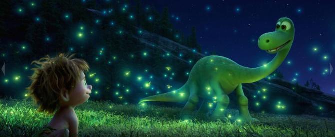 I dinosauri Pixar primi al box office: una favola bucolica per tutte le età