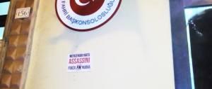 Biltz di Forza Nuova contro la Turchia: cartelli di protesta davanti ai consolati