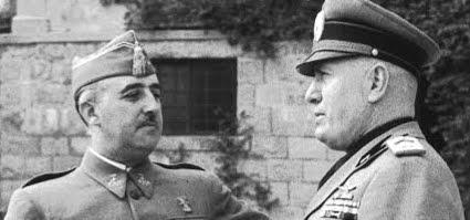 Non solo l'Anpi. Polemiche in Spagna per il ricordo dei caduti fascisti