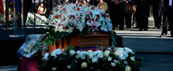 Nel 2014 Pietro Raccagni venne ucciso da albanesi. Nessun politico ai funerali
