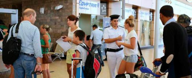 Italiani finalmente partiti da Sharm el Sheikh con un aereo EasyJet