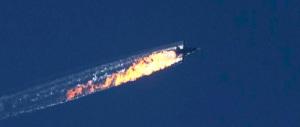 Jet russo abbattuto dai caccia turchi: arrestato il presunto killer del pilota