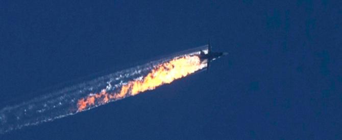 Jet russo, Mosca nega di aver sconfinato. Incerta la sorte dei piloti