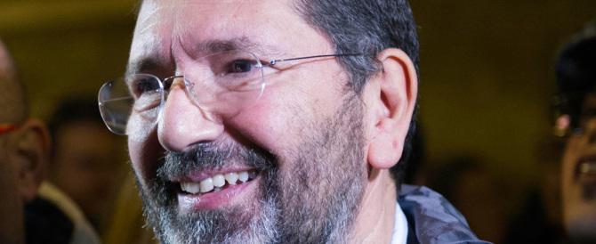 """Marino scopre che Roma è un """"brand"""". Ma fu lui a cancellare SPQR"""