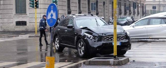 Incidenti stradali, a Milano sotto l'effetto di droghe un guidatore su 5