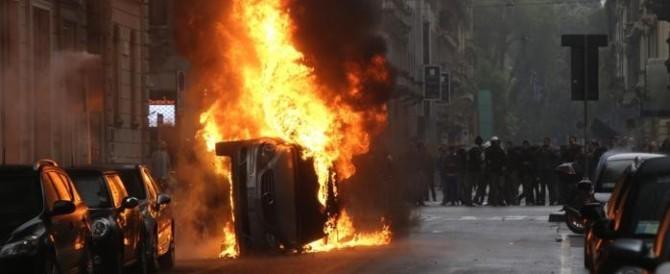 Milano, 10 arresti tra Italia e Grecia per gli scontri del 1° maggio
