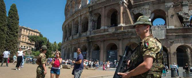Per gli italiani la sicurezza è al primo posto. Ora lo dice anche l'Istat
