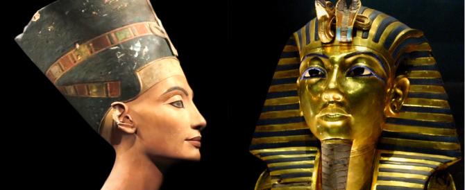 C'è una tomba nascosta dietro a quella di Tutankhamon. È di Nefertiti?