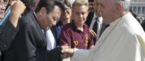 Fukushima: «Il Papa malato? No, ho operato un uomo con un nome simile»