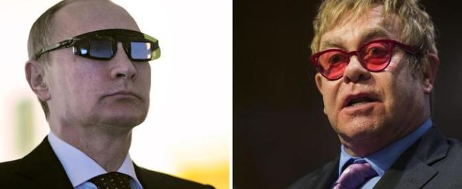 Gay, il Cremlino: «Sì, Putin incontrerà presto Elton John»