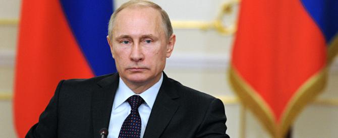 """Sparata un'altra non-notizia per dire che Putin è """"cattivo"""": ecco quale"""