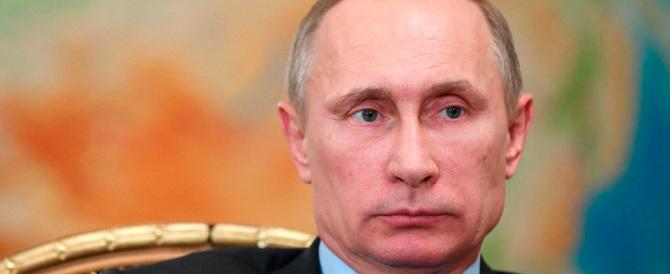 Il popolo del web è con Putin: «È lui il nostro leader. No alla Turchia in Europa»