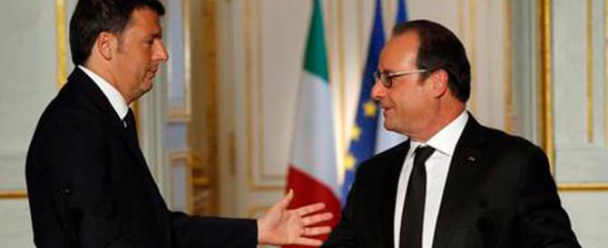 """Renzi """"tutto chiacchiere e distintivo"""". Meloni: «Da lui ipocrisia imbarazzante»"""