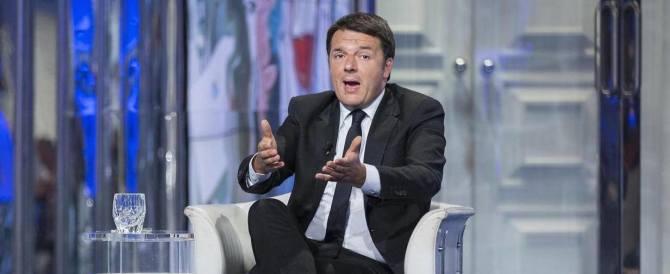 """L'appello all'unità nazionale di Renzi: """"Non stiamo sottovalutando il terrore"""""""