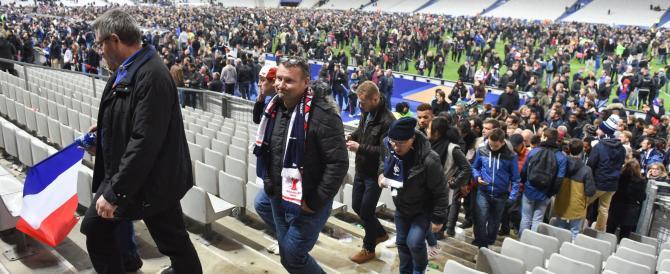 Voleva farsi esplodere dentro lo stadio. Uno dei killer bloccato all'ingresso