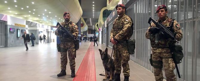 «In Italia mille potenziali terroristi islamici. A rischio anche le chiese»