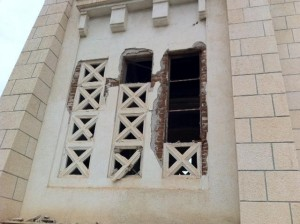 >>>ANSA/ LIBIA: DEVASTATO CIMITERO ITALIANO TRIPOLI