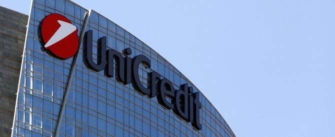 Unicredit taglia in Italia 6.900 posti di lavoro