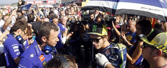 Anche gli spagnoli riconoscono che Valentino Rossi è stato penalizzato (VIDEO)