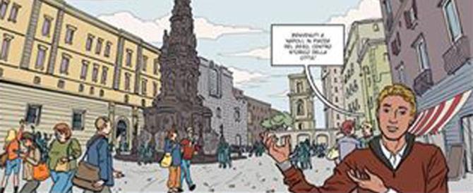 Come riqualificare le periferie di Napoli con l'aiuto dei Comics