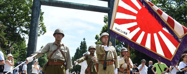 "Bomba al santuario di Yasukuni, dove riposano le ""anime"" dei giapponesi"
