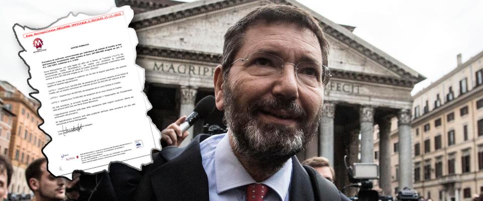 Metro C, Marino non pagava i fornitori e investiva i soldi: bloccati i lavori