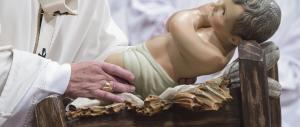 «Anche Dio è stato un bambino». L'ultima udienza papale dell'anno