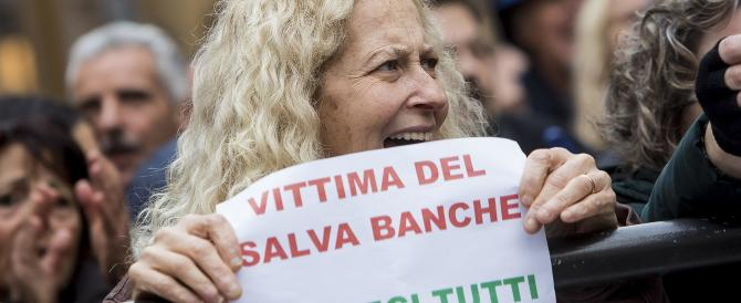 Ora i risparmiatori vittime del Salvabanche chiedono udienza al Colle