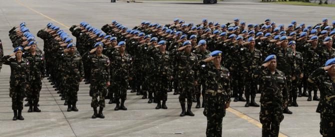 Per gli abusi dei caschi blu sui bambini l'Onu e le sue agenzie sotto processo